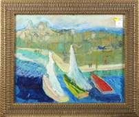 Painting, French School (20th century)