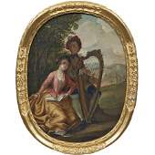 Painting, Young Musicians