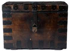 A Continental or English strong box