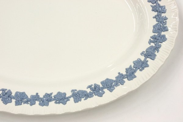 2151: Wedgwood Embossed Queen's Ware table service - 3