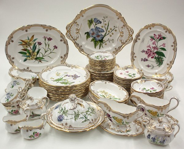 2405: Spode ''Stafford Flowers'' fine bone china