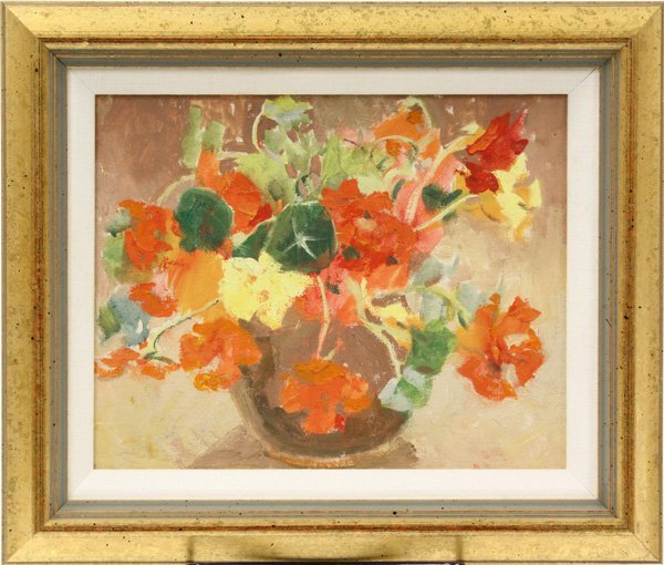 7: Painting, Contemporary, Floral
