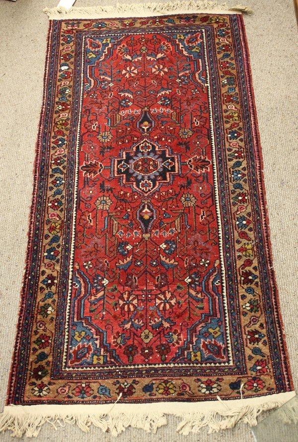 6000: Persian Sarouk rug