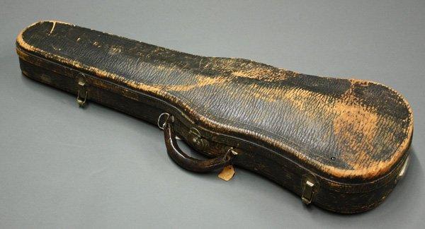 6507: violin, bearing label of Mathias Thir - 2