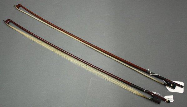 6507: violin, bearing label of Mathias Thir - 7
