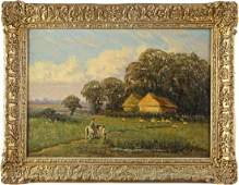 Painting, French School (19th century)