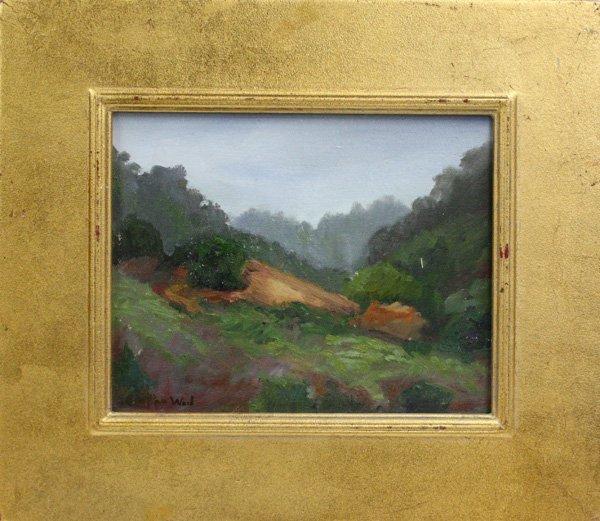 2003: Painting, Landscape