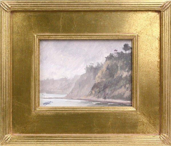 2004: Painting, Seascape, Pierre Bouret