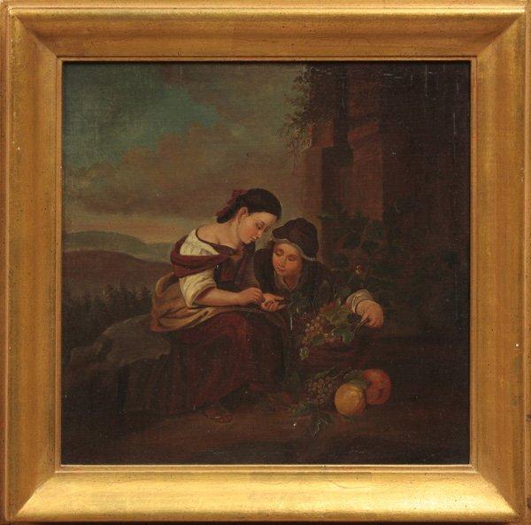 2015: Bartolome Esteban Murillo, painting