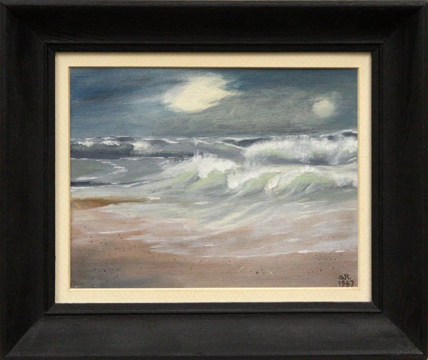 4: Painting, Seascapes, contemporary