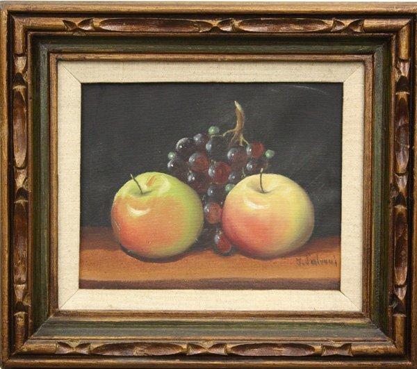 9: Painting, Still Life, contemporary