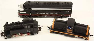 616: Bachmann Spectrum Southern Pacific Switch