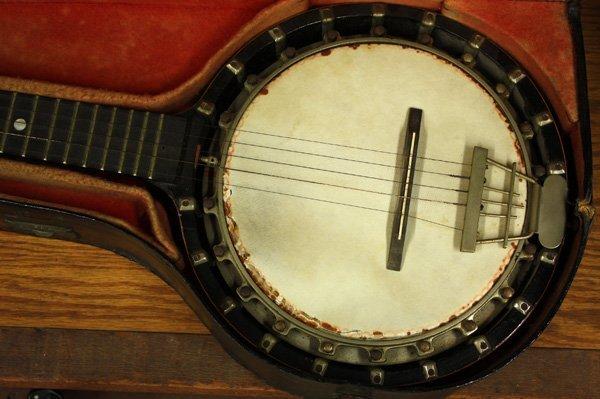6081: Banjo, Barnes and Mullins, 19th Century - 2