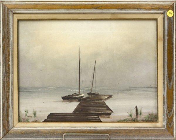 4000: Painting, Evans