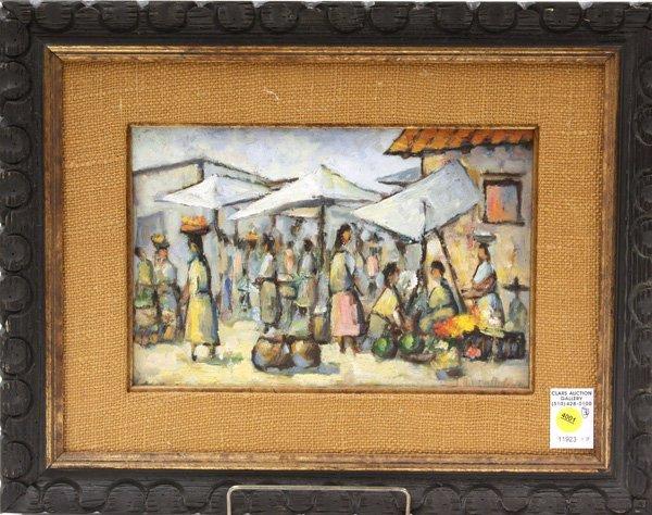 4001: Paintings Castillo