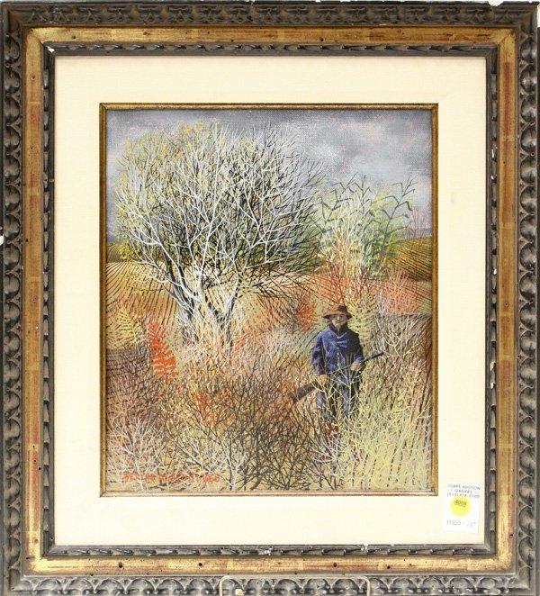 4008: Painting, Agostini, Italian