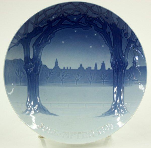 4014: Bing & Grondahl Christmas plates