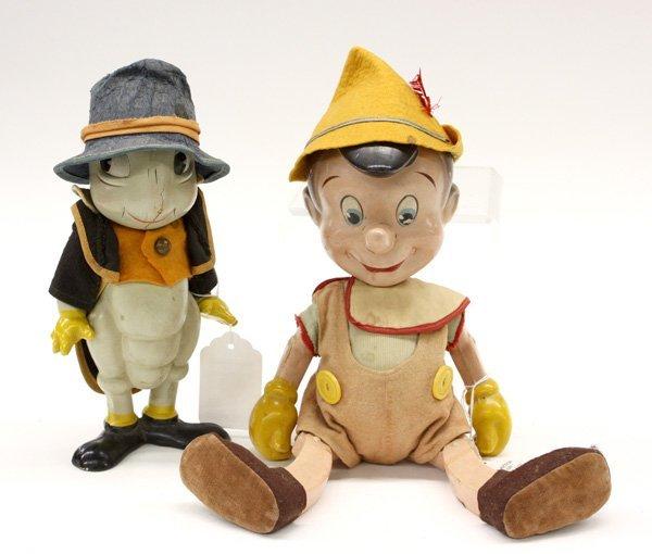 4615: 1940's Pinocchio Jiminy Cricket