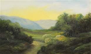 Painting, Hermina Arriola