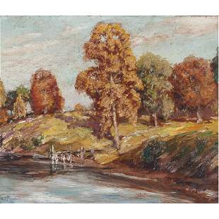 Painting, Max Kuehne