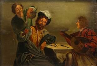 Painting, Italian School (18th century)