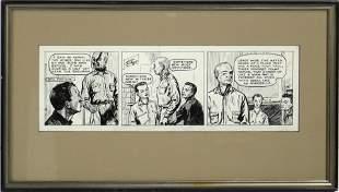 Comic Strip, Follower of Alex Raymond