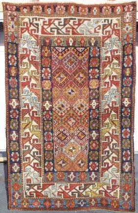 Zakatala Kazak Rug Carpet