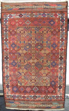 110: Baluch Rug Carpet