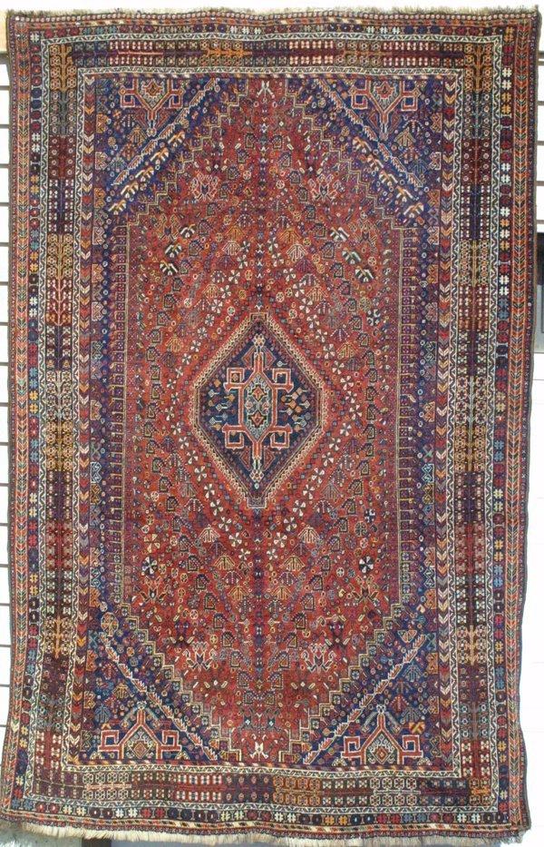 117: Qashqai Rug Carpet