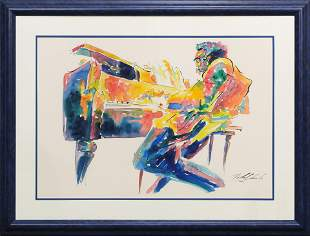 Watercolor, Michael Smiroldo