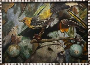Painting, Michael Brennan