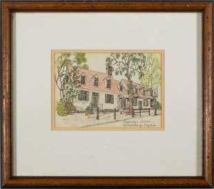Prints, American School (20th century)