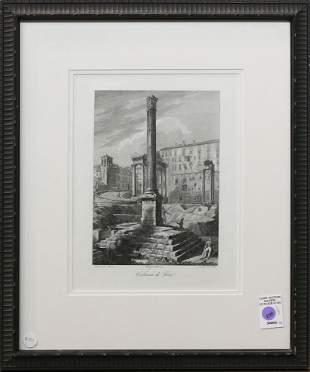 Print, Domenico Amici