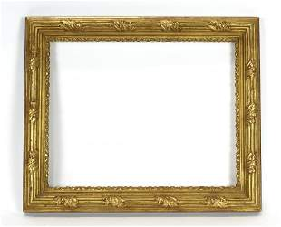 Giltwood picture frame