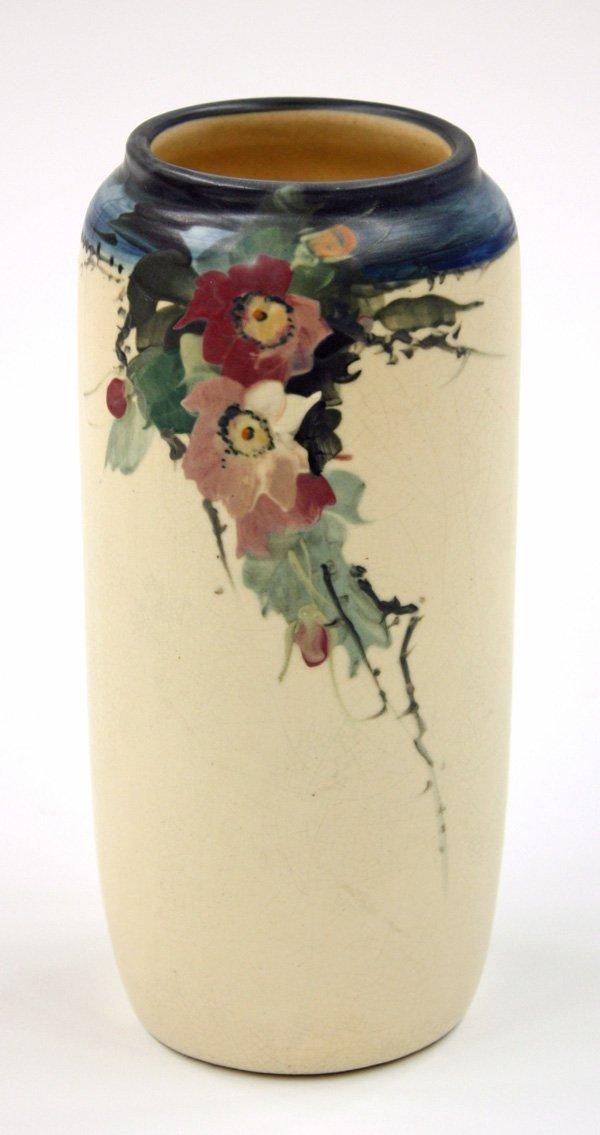 2012: Weller art pottery vase