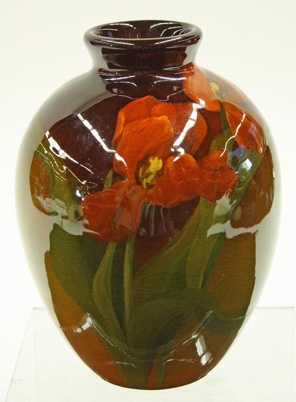 2013: Rookwood Art Pottery vase