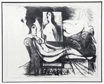 Lithograph, Pablo Picasso