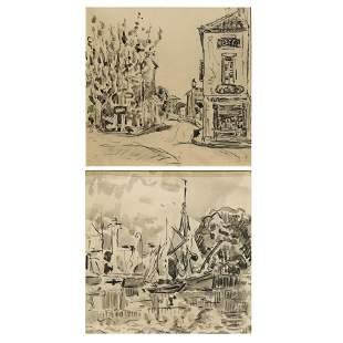Works on Paper, Paul Signac