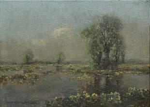 Painting, Wiktor Korecki