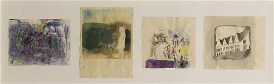 Watercolors, Jonas Lipps