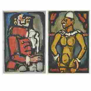 Prints, Georges Rouault