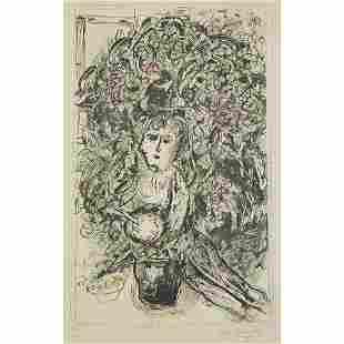 Print, Marc Chagall