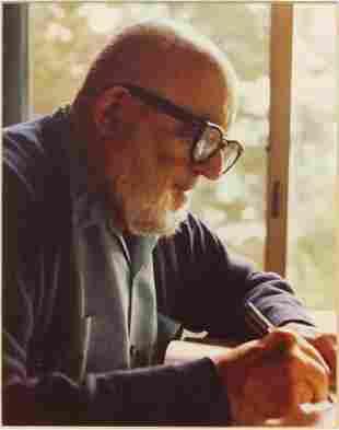 Photograph and Book, Morris Feldman and Ansel Adams