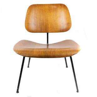 A Charles and Ray Eames for Herman Miller DCM chair