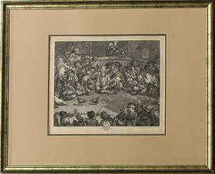 Print, William Hogarth