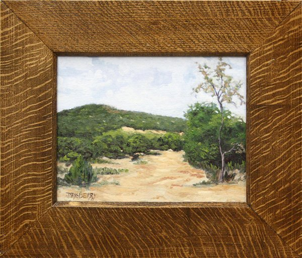 4008: Painting, JD Rasberry, Landscape
