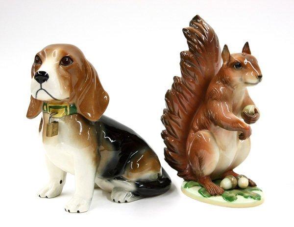 4022: Porcelain figures