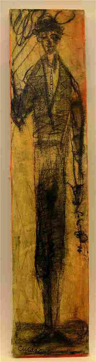 Cucaro painting