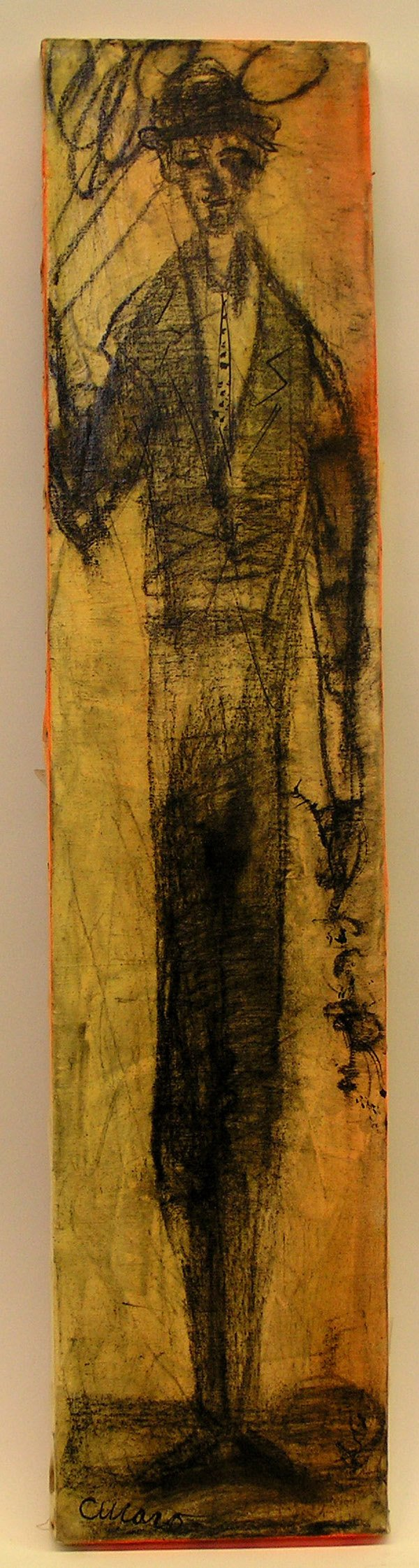 4: Cucaro painting