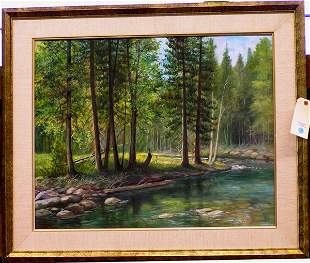 Vercinsky painting